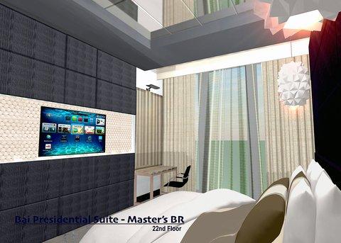 Presidential Suite Room At Bai Hotel Cebu