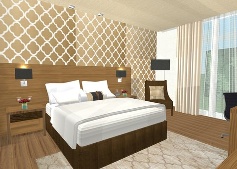 Premier Room At Bai Hotel Cebu