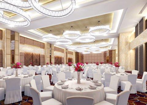 Grand Ballroom At Bai Hotel Cebu