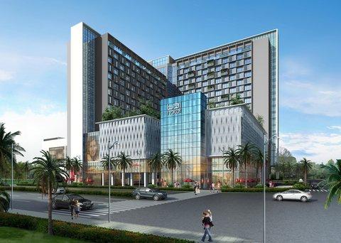 Facade At Bai Hotel Cebu