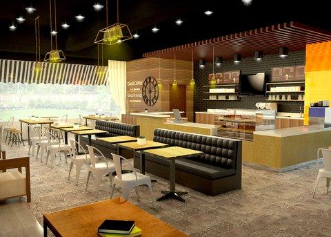 Wallstreet Coffee and Bar at Bai Hotel Cebu