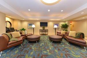 Lobby - Candlewood Suites Sayre