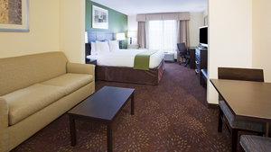 Suite - Holiday Inn Express Hotel & Suites Medical Center Rochester