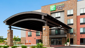 Exterior view - Holiday Inn Express Hotel & Suites Medical Center Rochester