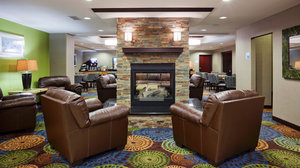 Lobby - Holiday Inn Express Hotel & Suites Medical Center Rochester
