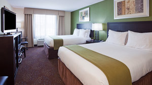 Room - Holiday Inn Express Hotel & Suites Medical Center Rochester