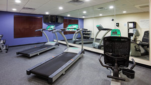 Fitness/ Exercise Room - Holiday Inn Express Hotel & Suites Medical Center Rochester