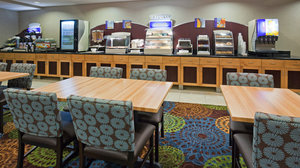 Restaurant - Holiday Inn Express Hotel & Suites Medical Center Rochester