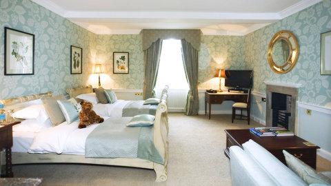Guest bedroom - Cavendish Hotel