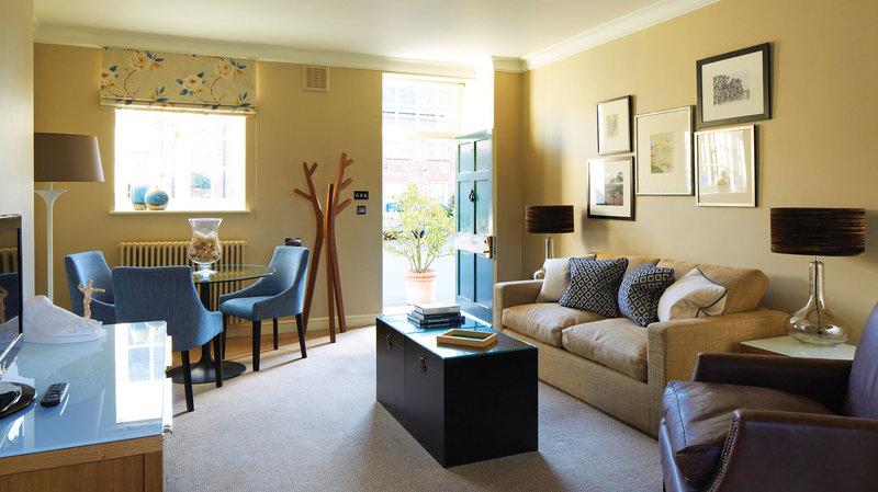 Cottage accommodation - The Woburn Hotel