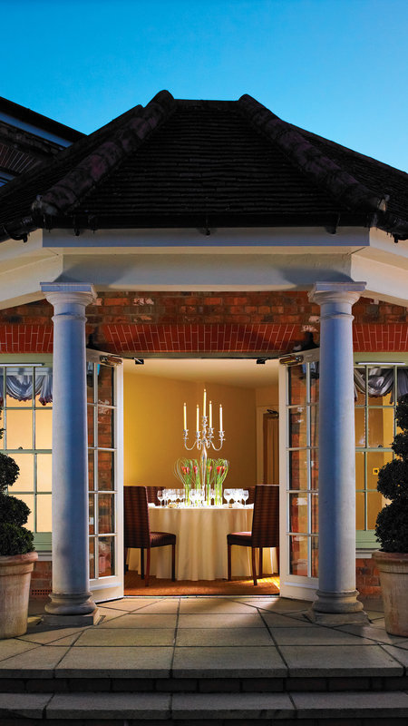 Private dining - The Woburn Hotel