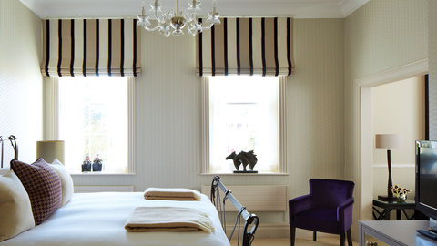 Guest bedroom - The Woburn Hotel