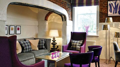 Bar/lounge - The Woburn Hotel