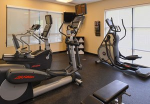 Fitness/ Exercise Room - SpringHill Suites by Marriott Tarentum