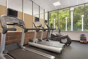 Fitness/ Exercise Room - Park Inn by Radisson Beaver Falls