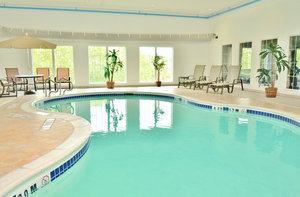 Pool - Holiday Inn Express Hotel & Suites Monaca