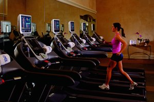 Fitness/ Exercise Room - Ritz-Carlton Hotel New Orleans