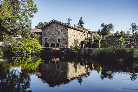 Moulin des Etangs - Outside view