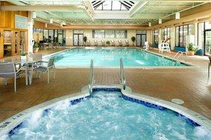 Pool - Holiday Inn Wilkes-Barre