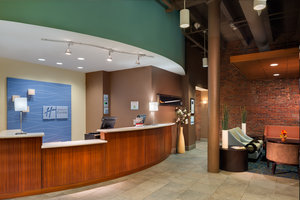 Lobby - Holiday Inn Express Hotel & Suites Boston