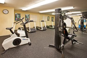 Fitness/ Exercise Room - Candlewood Suites Jacksonville