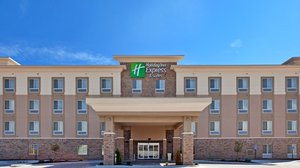 Exterior view - Holiday Inn Express Hotel & Suites North Topeka