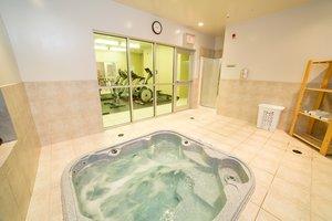 Pool - Holiday Inn Express Drayton Valley