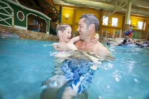 Great wolf lodge new england fitchburg ma see discounts - Anna university swimming pool reviews ...