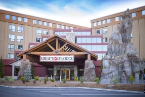 Exterior view - Great Wolf Lodge New England Fitchburg