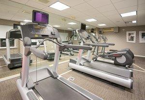 Fitness/ Exercise Room - Residence Inn by Marriott Salisbury