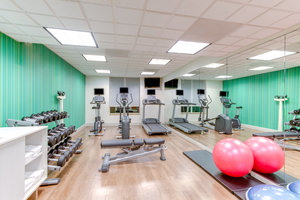 Fitness/ Exercise Room - Holiday Inn Express Hotel & Suites Bethlehem