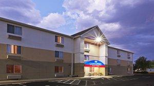 Exterior view - Candlewood Suites Northeast Wichita