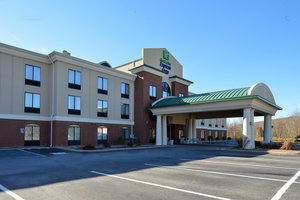 Exterior view - Holiday Inn Express Hotel & Suites White Haven