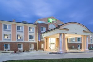 Exterior view - Holiday Inn Express Hotel & Suites Ames