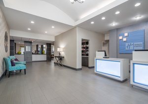 Lobby - Holiday Inn Express Hotel & Suites Ames