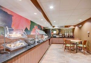 Restaurant - Fairfield Inn by Marriott Woburn