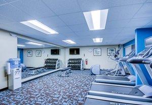 Fitness/ Exercise Room - Fairfield Inn by Marriott Woburn