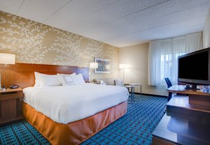 Room - Fairfield Inn by Marriott Amesbury