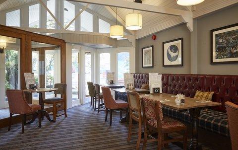Casual Dining Area