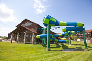 Exterior view - Great Wolf Lodge Kansas City