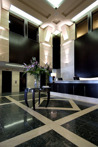 Lobby - Hotel Place D'Armes Montreal