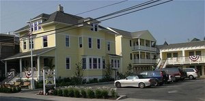 Exterior view - Star Inn Cape May