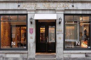 Exterior view - Hotel Nelligan Montreal