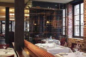 Restaurant - Hotel Nelligan Montreal