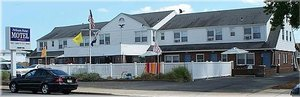 Exterior view - Pelican Point Motel Point Pleasant