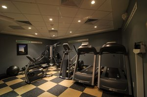 Fitness/ Exercise Room - Holiday Inn Plainview