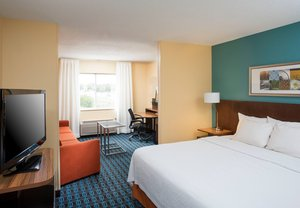 Room - Fairfield Inn by Marriott Greeley