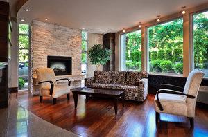 Lobby - Sandman Suites Surrey