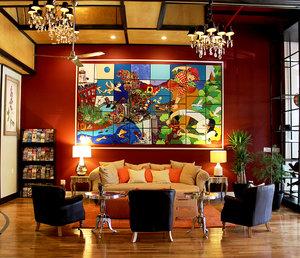 Lobby - Box House Hotel Brooklyn