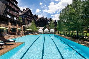 Pool - Ritz-Carlton Bachelor Gulch Village